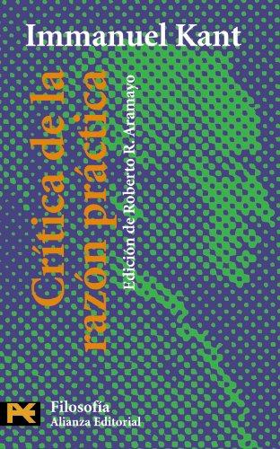 9788420635439: Crítica de la razón práctica (El Libro De Bolsillo - Filosofía)