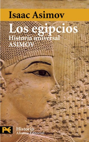 Los egipcios: Isaac Asimov