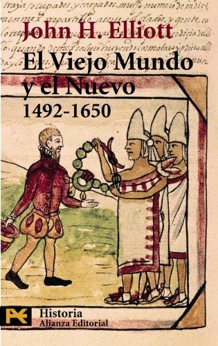 9788420635538: El Viejo Mundo y el Nuevo (1492-1650) (El Libro De Bolsillo - Historia)