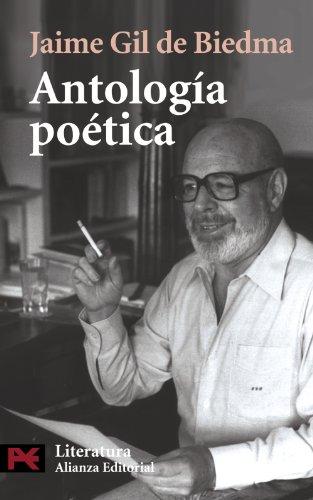 9788420635682: Antología poética (El Libro De Bolsillo - Literatura)