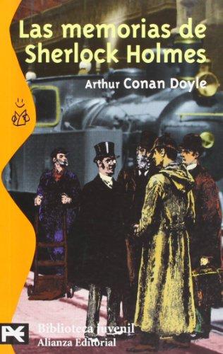 9788420635835: Las memorias de Sherlock Holmes (El Libro De Bolsillo - Bibliotecas Temáticas - Biblioteca Juvenil)