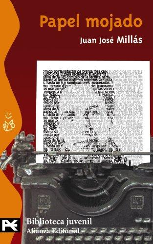 9788420635859: Papel mojado (El Libro De Bolsillo - Bibliotecas Temáticas - Biblioteca Juvenil)