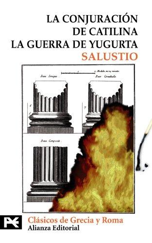 9788420636030: La conjuracíon de catilina.La guerra de yugurta