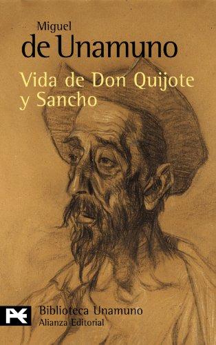 9788420636146: Vida de Don Quijote y Sancho (El Libro De Bolsillo - Bibliotecas De Autor - Biblioteca Unamuno)
