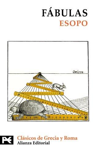Imagen de archivo de Fabulas / Fables (El Libro De Bolsillo - Bibliotecas Temticas - Biblioteca De Clsicos De Grecia Y Roma) a la venta por Ebooksweb