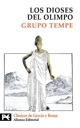9788420636481: Los dioses del olimpio
