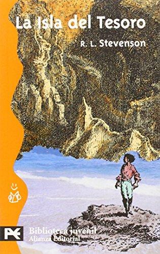 8009: La isla del tesoro / Treasure: Robert Louis Stevenson