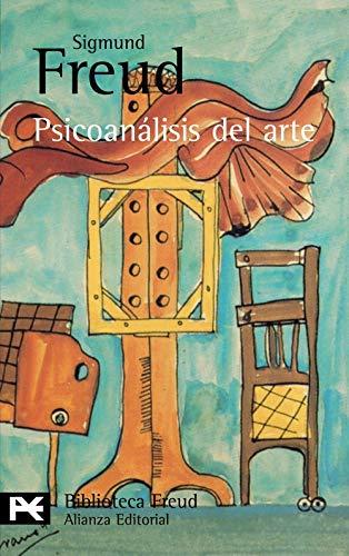 9788420637143: Psicoanálisis del arte (El Libro De Bolsillo - Bibliotecas De Autor - Biblioteca Freud)