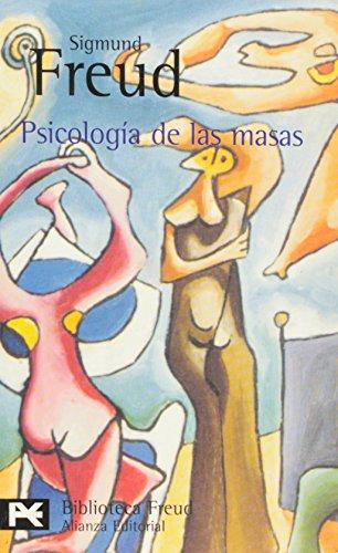 9788420637150: Psicología de las masas