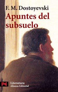 9788420637464: 5571: Apuntes del subsuelo (El Libro De Bolsillo - Literatura)