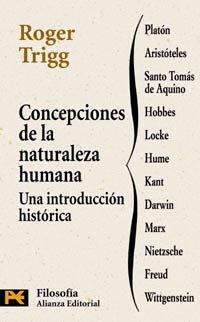9788420637525: Concepciones de la naturaleza humana: Una introducción histórica (El Libro De Bolsillo - Filosofía)