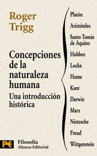 9788420637525: Concepciones de la naturaleza humana / Ideas of Human Nature: Una introduccion historica/ An Historical Introduction (Humanidades/ Humanities) (Spanish Edition)