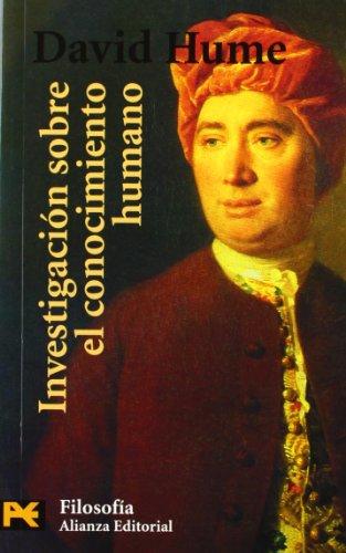 9788420637549: Investigación sobre el conocimiento humano (El Libro De Bolsillo - Filosofía)