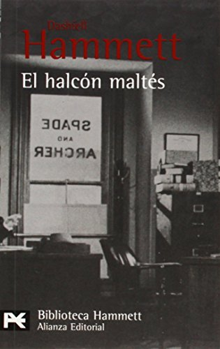 9788420637587: El halcón maltés