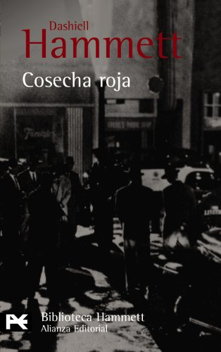 9788420637600: Cosecha roja