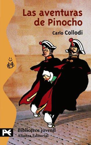 9788420637761: Las aventuras de Pinocho/ The Adventures of Pinnochio