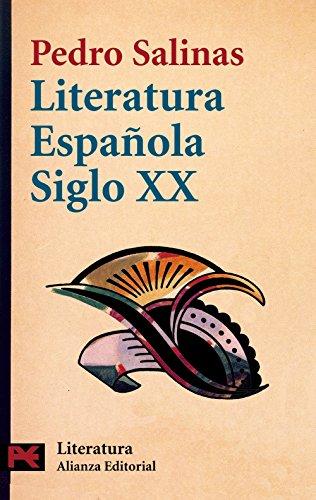 Literatura Española Siglo XX: Pedro Salinas