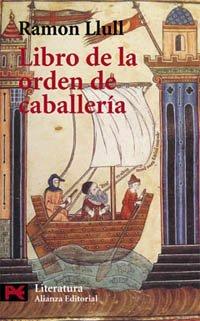 9788420637938: Libro de la orden de caballería (El libro de bolsillo - Literatura)