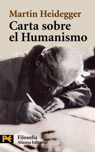 9788420637983: Carta sobre el humanismo (Humanidades) (Spanish Edition)