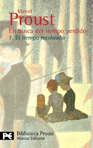 Tiempo Recobrado: Proust, Marcel