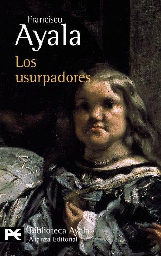 9788420638126: Los usurpadores / The Usurpers