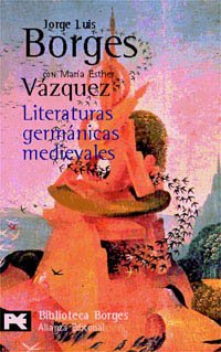 9788420638263: Literaturas germánicas medievales