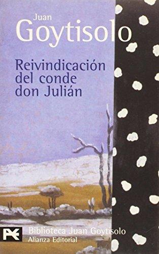 9788420638287: Reivindicación del conde don Julián (El Libro De Bolsillo - Bibliotecas De Autor - Biblioteca Juan Goytisolo)