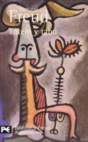 9788420638461: Tótem y tabú (El Libro De Bolsillo - Bibliotecas De Autor - Biblioteca Freud)