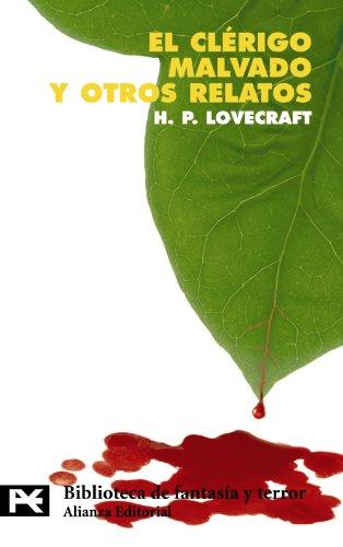 El clérigo malvado y otros relatos (El: H. P. Lovecraft