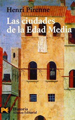 9788420638942: Las ciudades de la Edad Media (El Libro De Bolsillo - Historia)