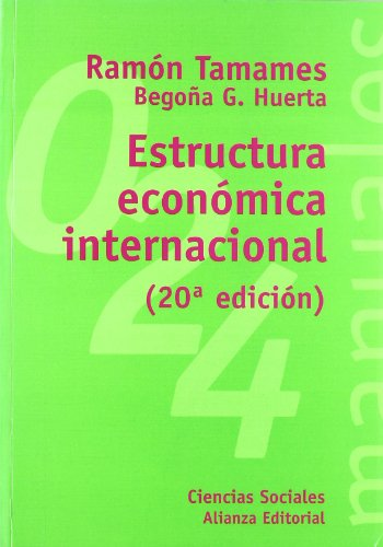 9788420639062: Estructura economica internacional / International Economic Structure (El Libro Universitario. Manuales) (Spanish Edition)