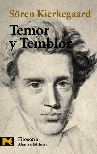 9788420639130: Temor Y Temblor / Fear and Trembling (Humanidades / Humanities) (Spanish Edition)