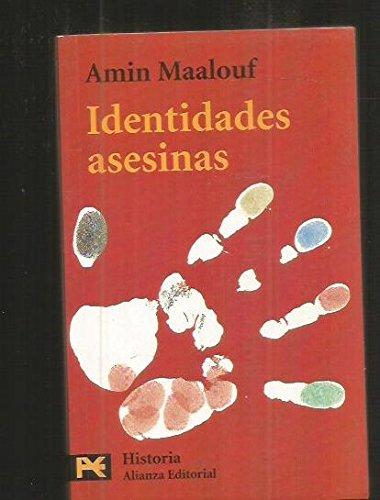 9788420639246: Identidades asesinas