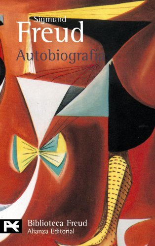 9788420639260: Autobiografia. Historia del movimiento psicoanalitico (Biblioteca de Autor / Author Library) (Spanish Edition)