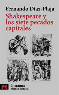 9788420639307: Shakespeare y los siete pecados capitales / Shakespeare and the Seven Deadly Sins (Literatura Espanola/ Spanish Literature) (Spanish Edition)