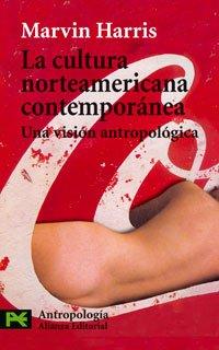9788420639437: La cultura norteamericana contemporánea: Una visión antropológica (El Libro De Bolsillo - Ciencias Sociales)