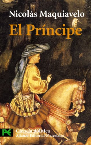 9788420639567: El Principe / The Prince (El Libro De Bolsillo / the Pocket Book) (Spanish Edition)