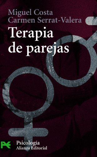 9788420639611: Terapia de parejas (El Libro De Bolsillo - Ciencias Sociales)