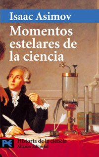 9788420639802: Momentos estelares de la ciencia (El Libro De Bolsillo - Ciencias)
