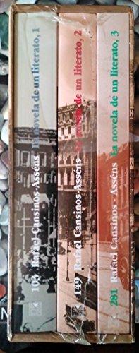 9788420639932: LA NOVELA DE UN LITERATO. Hombres, ideas, efemérides, anécdotas. I. 1882-1914. Edición preparada por Rafael M. Cansinos