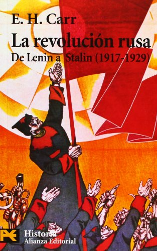 9788420640792: La revolucion rusa / The Russian Revolution: De Lenin a Stalin, 1917-1929 (El Libro De Bolsillo) (Spanish Edition)