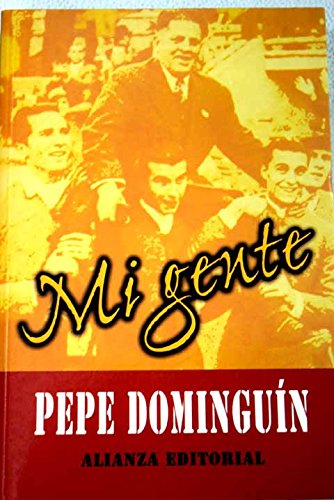 9788420641508: Mi gente / My People (Libros Singulares) (Spanish Edition)