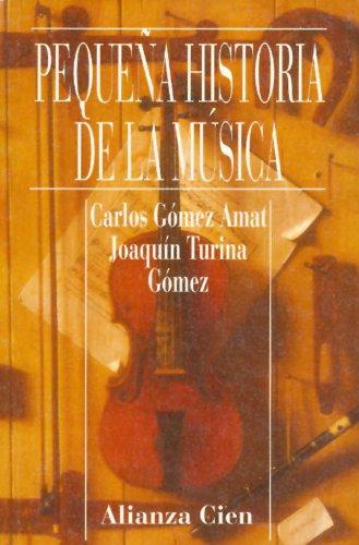 9788420641812: Pequeña Historia de la Musica