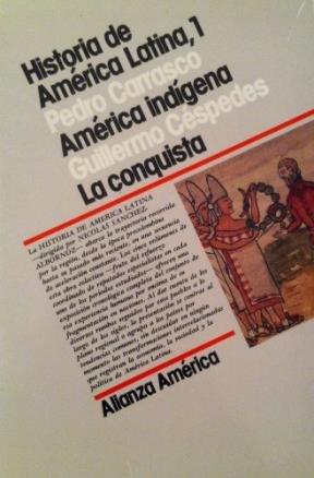 Historia de América Latina 1: América indígena: CARRASCO, Pedro /