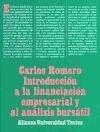 9788420642604: Introduccion a la financiacion empresarial y al analisis bursatil/ Introduction to Business Finance and Analysis of the Stock Market (Spanish Edition)