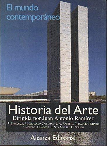 9788420642741: Historia del arte, t.4: el mundo contemporaneo