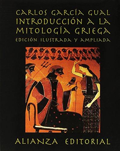 9788420643281: Introduccion a la mitologia griega/ Introduction to Greek Mythology (Spanish Edition)