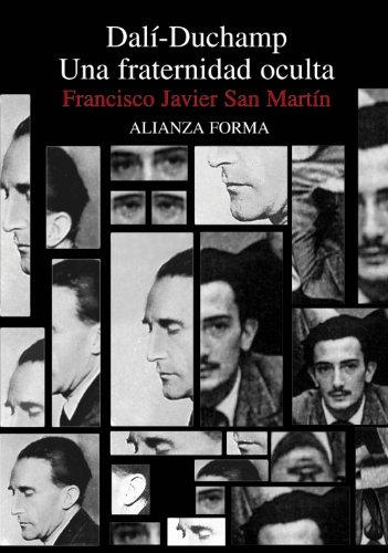 9788420643304: Dalí-Duchamp: Una fraternidad oculta (Alianza Forma (Af))
