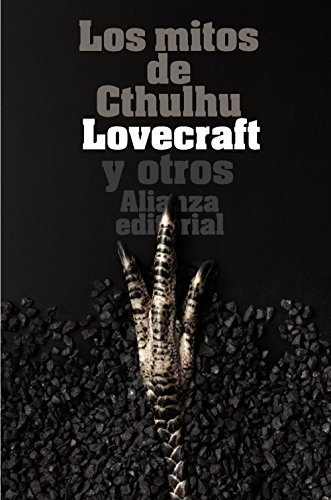 9788420643342: Los mitos de Cthulhu / The Myths of Cthulhu: Narraciones de horror cosmico / Cosmic Horror Stories