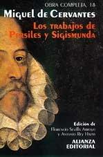 9788420643687: Los trabajos de persiles y segismunda (+CD)